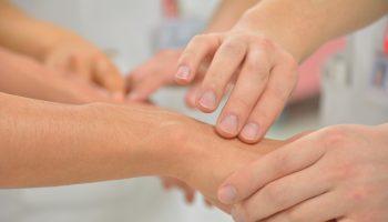 Dermatite Herpetiforme. Imagem: (Divulgação)