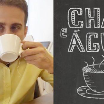 Chás, Água, Sucos… O que eu bebo?