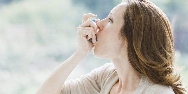 Inaladores ajudam a controlar os ataques de asma