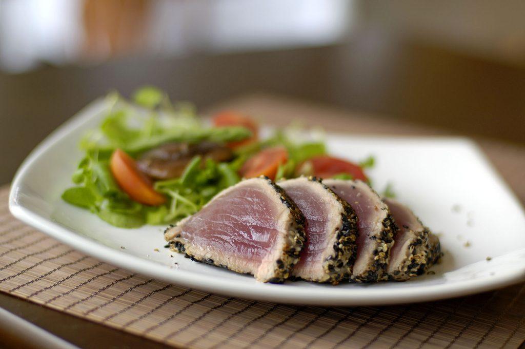 Atum, um dos melhores alimentos para emagrecer