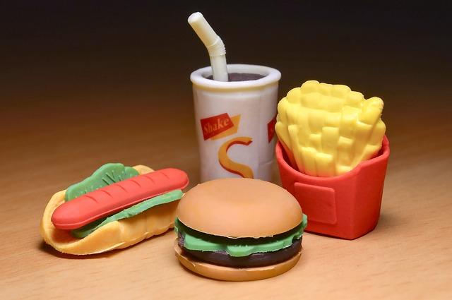 Evite Alimentos Processados e Açucarados