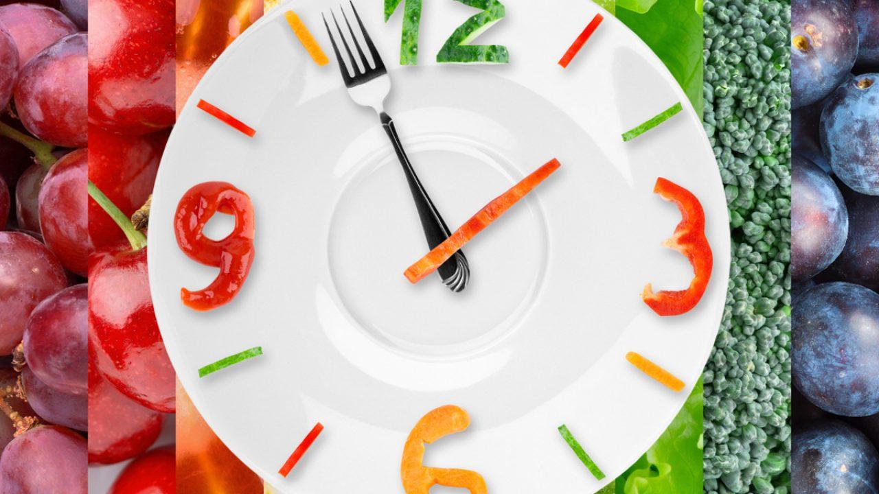 dieta intermitente ou comer de 3 em 3 horas