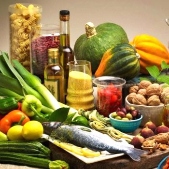Dieta Mediterrânea. Imagem: (Divulgação)
