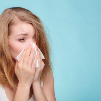 Rinite Alérgica. Imagem: (Divulgação)