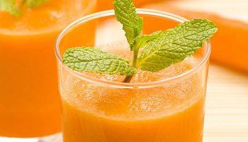 Suco de Legumes e Frutas Saboroso