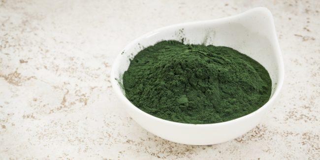 Hawaiian spirulina powder