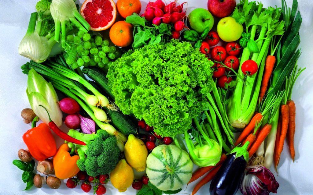 Legumes pobres em carboidrato são alimentos para dieta cetogênica.