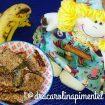 Receita de Quadradinhos De Banana. Imagem: (Divulgação)