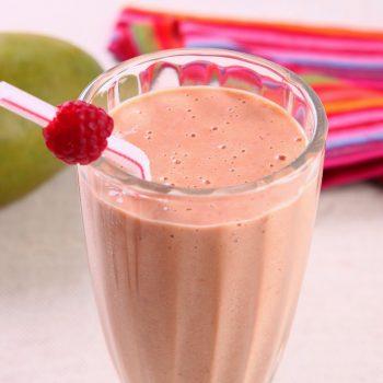 Shake de abacate. Imagem: (Divulgação)