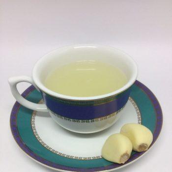 Chá de Alho, Gengibre e Limão (Xô gripe!) Imagem: (Divulgação)