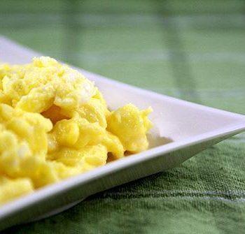Ovos Com Açafrão. Imagem: (Divulgação)