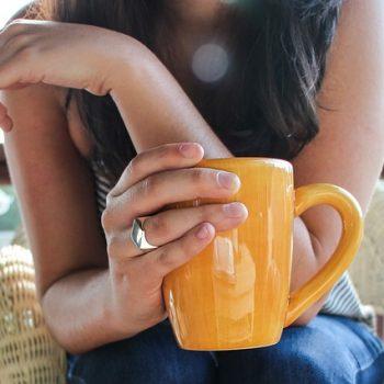 Receita de Latte de Açafrão Sem Lactose. Imagem: (Divulgação)