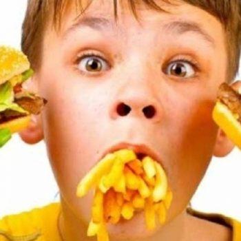 Fast Food Prejudica a Saúde das Crianças? Imagem: (Divulgação)