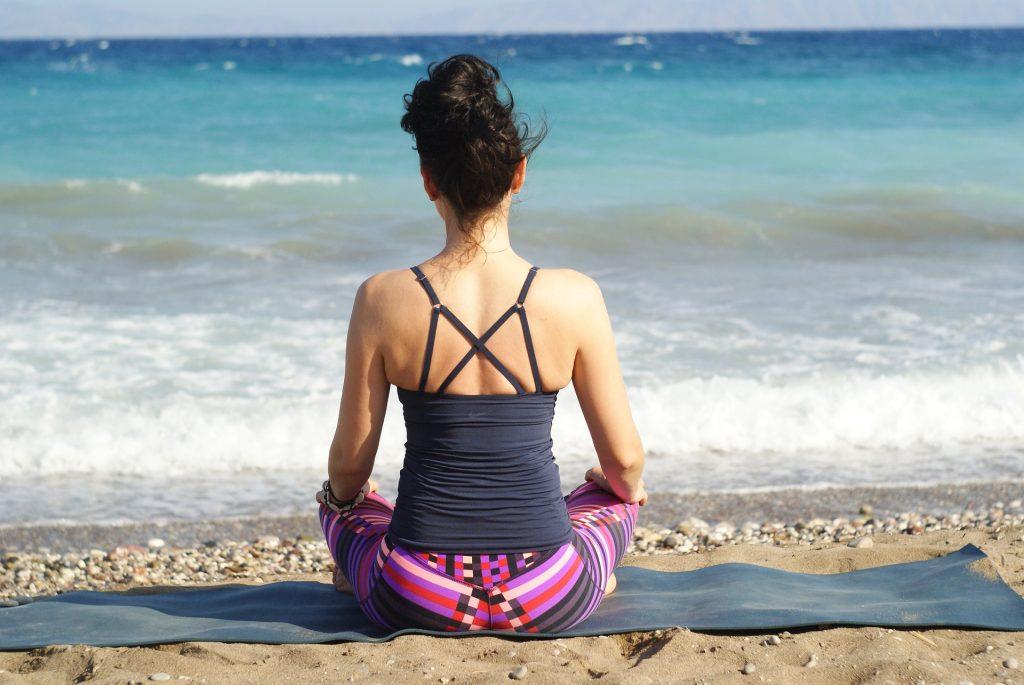 Programas de Lazer: Meditação