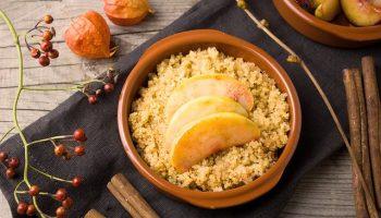 Receita de Quinoa Mexicana