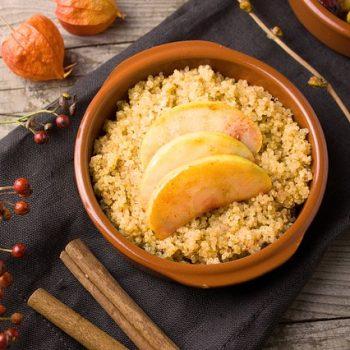 Receita de Quinoa Mexicana. Imagem: (Divulgação)