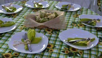 Tabule de Cereja e Quinoa (Receita de Salada Árabe)