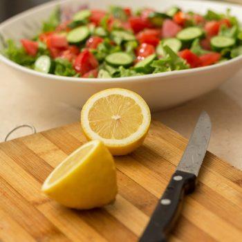 Receita Libanesa da Salada Fattoush