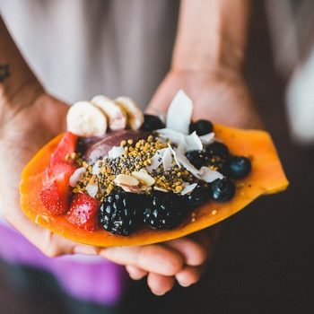 Alimentação saudável. Imagem: (Divulgação)