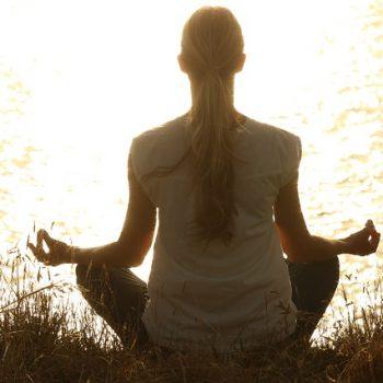 Meditação para Emagrecer. Imagem: (Divulgação)