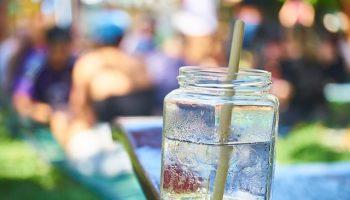 Jejum pode Acelerar o Emagrecimento: Beba água. Imagem: (Divulgação)