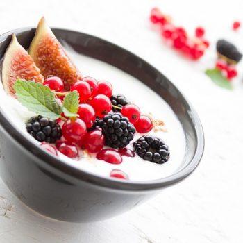 Sobremesas: Iogurte Grego. Imagem: (Divulgação)
