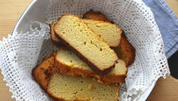 Farinha sem Glúten: pão de farinha de coco. Imagem: (Divulgação)