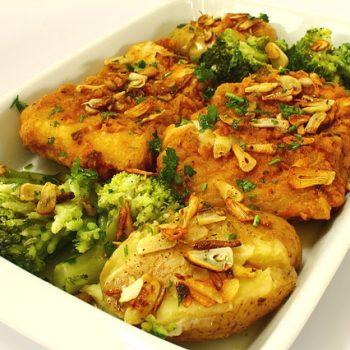 Ácidos Graxos Essenciais: Bacalhau e brócolis. Imagem: (Divulgação)