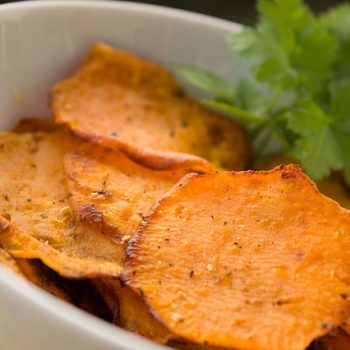 Inhame: Chips de Inhame. Imagem: (Divulgação)