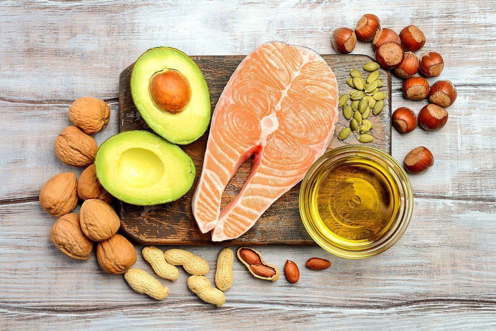 Gorduras saudáveis ajudam a controlar os hormônios