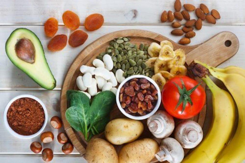 Potássio ajuda a baixa pressão arterial