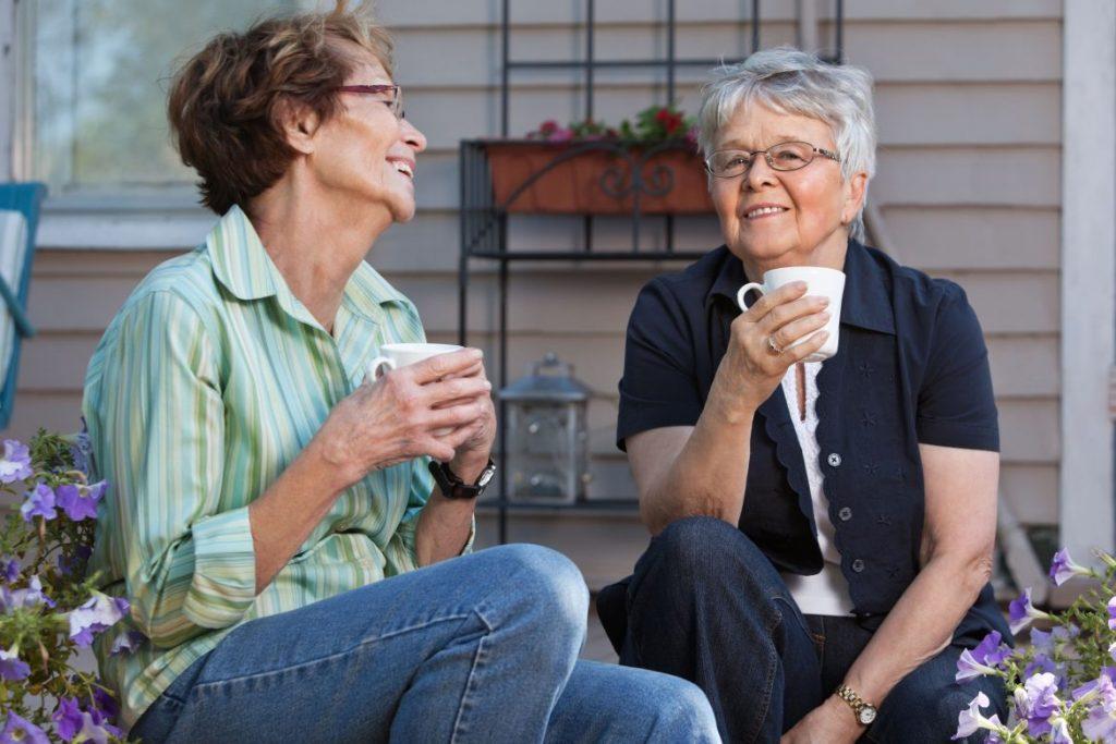 Alimentação do Idoso, é melhor substituir bebidas açucaras por chá e água