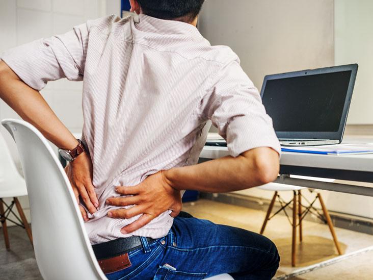 A dor ciática pode ocorrer por vários motivos.