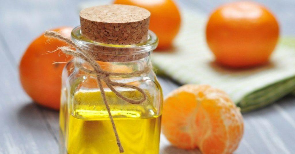 Óleo de bergamota para aliviar a ansiedade.