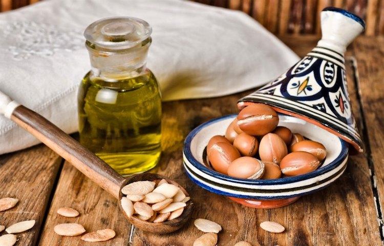 Óleo de Argan apresenta muitos benefícios para a saúde.