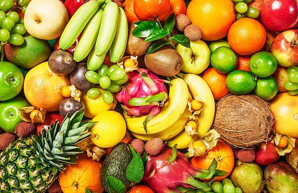 2 a 5 porções é a quantidade de fruta por dia ideal.