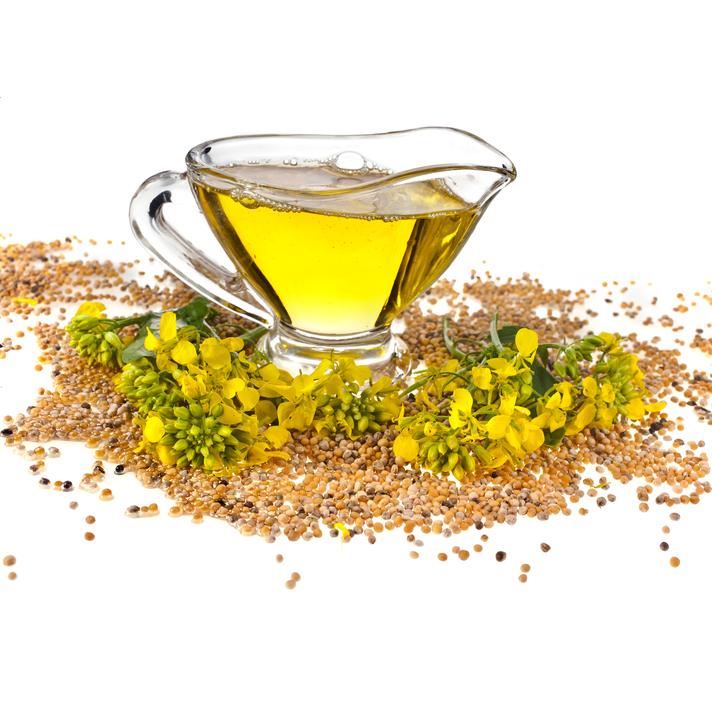 Benefícios do óleo de mostarda