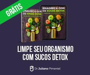 Espaguete de cogumelos mais sucos detox. Receitas gratuitas de suco detox