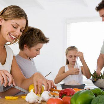 feriado com a família