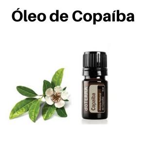 Óleo de Copaíba