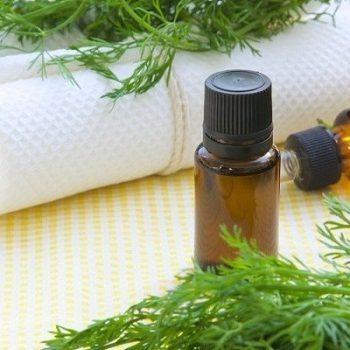 óleo essencial de endro