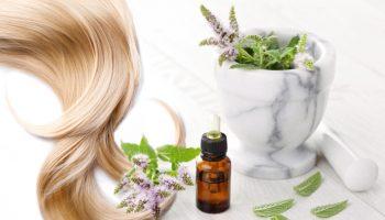 óleos essenciais para o cabelo