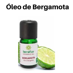 oleo de bergamota