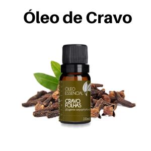 oleo essencial de cravo