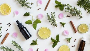 óleos essenciais para perder peso