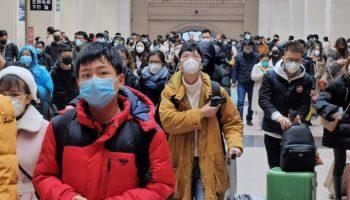 surto de gripe na China1