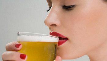 consumo feminino de cerveja