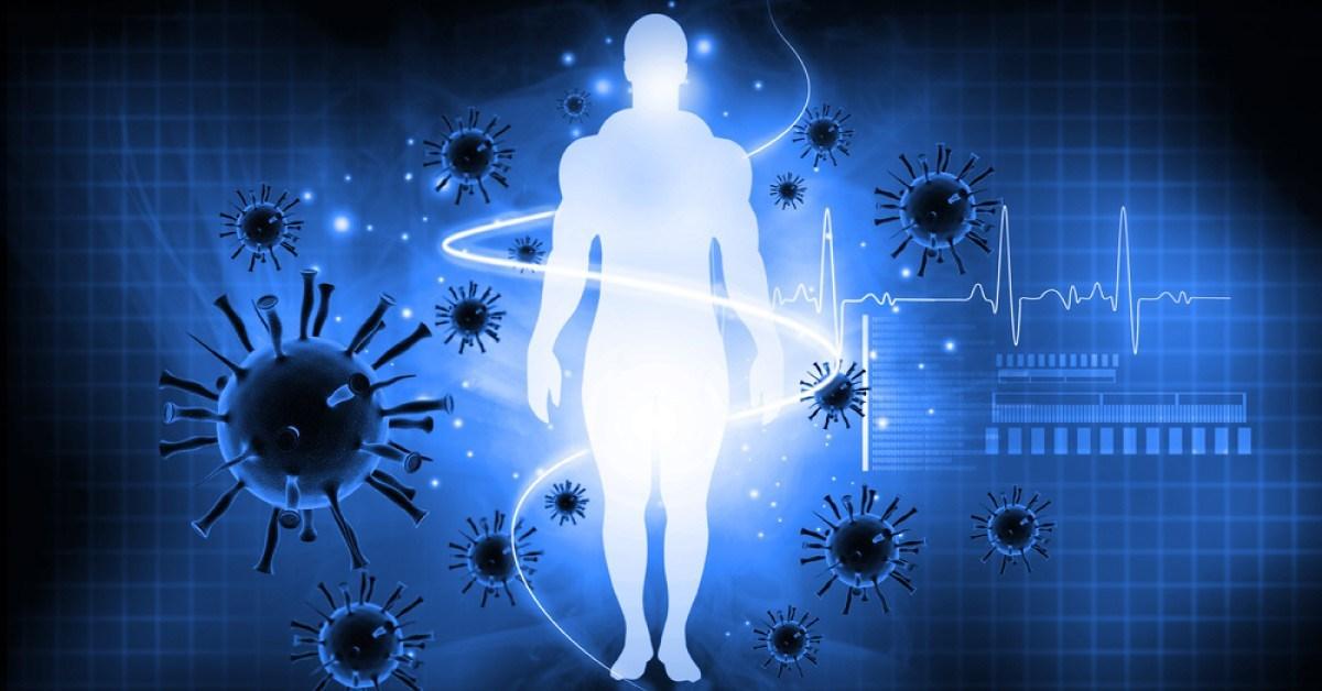 As toxinas prejudicam o funcionamento do sistema imune.