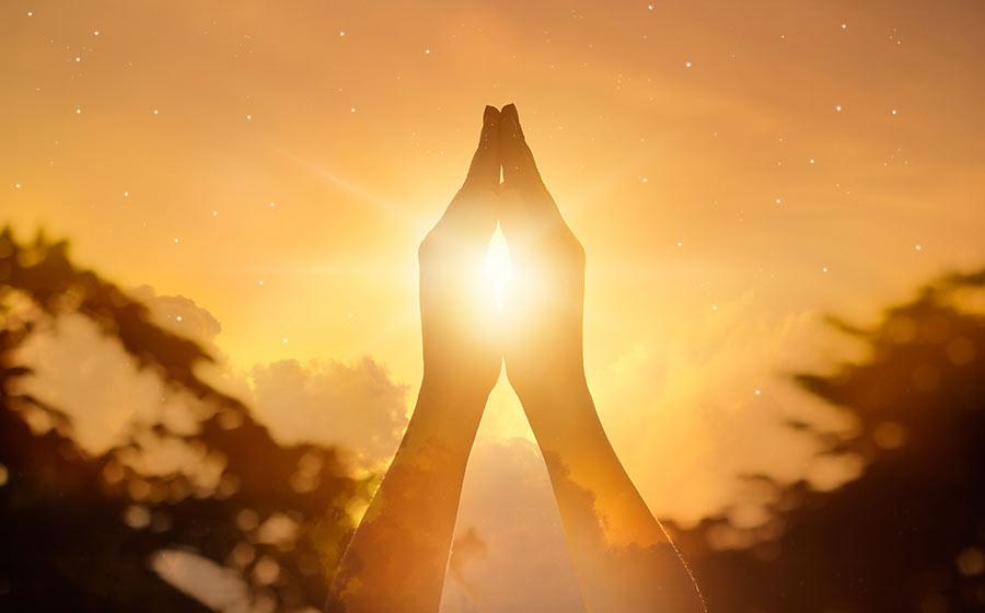A importante relação entre espiritualidade e saúde.