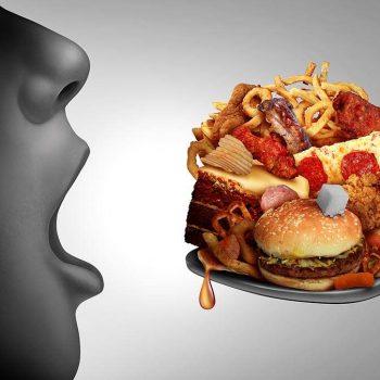 alimentação e emoção